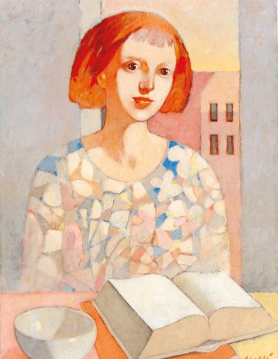 Senza Titolo | 2005 - olio su tela - 70x50 cm