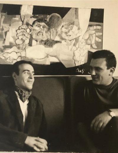 Franco Onali e Lello Sacchi, 1952