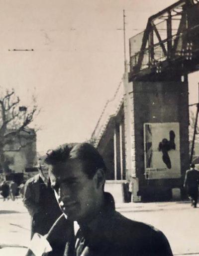 Franco Onali e Giorgio Venturini, 1953