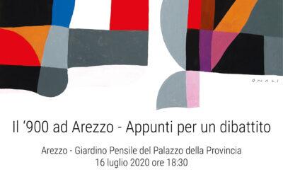 Convegno: Il '900 ad Arezzo